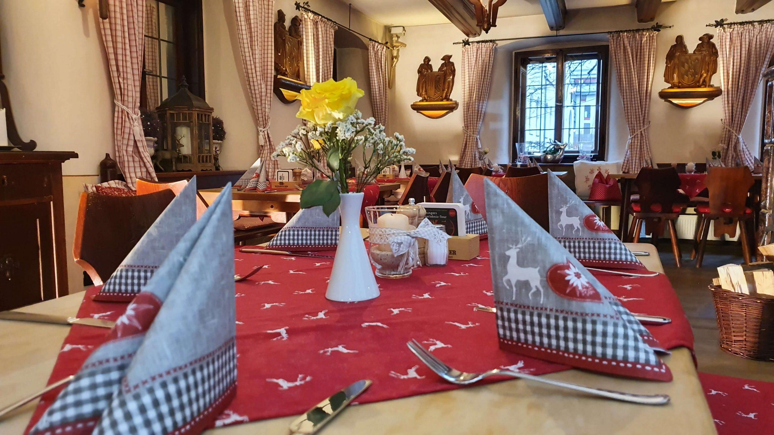 Wirtshaus zum Baumbach - Restaurant