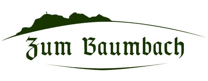 Wirtshaus zum Baumbach Logo