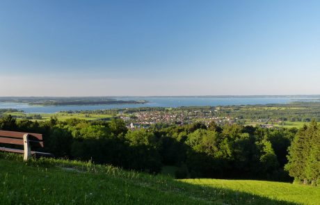 Chiemsee-Blick